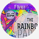 Rainbow Party - Flyer - GraphicRiver Item for Sale