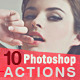 10 Professional Actions Vol.3 - GraphicRiver Item for Sale