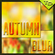 Autumn Blur Backgrounds - GraphicRiver Item for Sale
