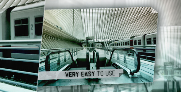 After Effects Project - VideoHive Simple Thinking 238297