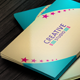 Creative Retro Style Business Card - GraphicRiver Item for Sale