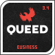 Queed WordPress Theme - ThemeForest Item for Sale