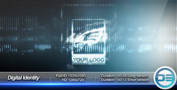After Effects Project - VideoHive Digital Identity Social Media Network 591994
