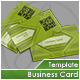 Corporate Business Card Arrow Template - GraphicRiver Item for Sale
