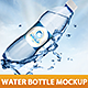 Water Bottle Mockup - GraphicRiver Item for Sale