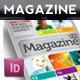 36 Page Magazine / Newsletter Template - GraphicRiver Item for Sale