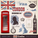 London Design Elements - GraphicRiver Item for Sale