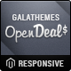 Responsive Magento Theme - Gala OpenDeal - ThemeForest Item for Sale
