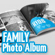 Family Photo Album for Indesign - GraphicRiver Item for Sale