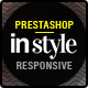 Responsive Dress Store PrestaShop Theme - InStyle - ThemeForest Item for Sale