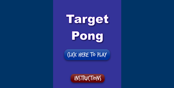 ActiveDen Target Pong Game 595317