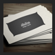 Retro Business Card Design - GraphicRiver Item for Sale