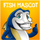Fish Mascot - GraphicRiver Item for Sale