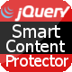 Smart Content Protector - jQuery Copy Protection  - CodeCanyon Item for Sale