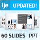 IJE - Premium Presentation Template - GraphicRiver Item for Sale