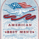 Vintage Graphic Page for American Menu - GraphicRiver Item for Sale