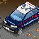 Isometric Italian Carabinieri Police Car - GraphicRiver Item for Sale