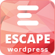 Escape - Retina Responsive Multi-Purpose WP Theme - ThemeForest Item for Sale