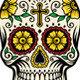 Day of the Dead Skull Vector Set - GraphicRiver Item for Sale