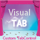 Visual Tab - Make your GUI´s fancy - CodeCanyon Item for Sale