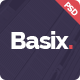 Basix - Super Clean Corporate & Portfolio Theme - ThemeForest Item for Sale