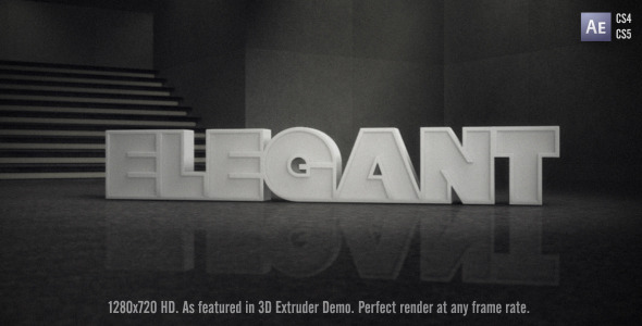 After Effects Project - VideoHive Gallery 602442