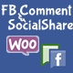 Facebook Commenter & Social Share for Woocommerce - CodeCanyon Item for Sale