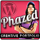 Phazed Creative Portfolio WordPress Theme - ThemeForest Item for Sale