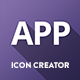 App Icon Creator with Flat Shadow Generator - GraphicRiver Item for Sale