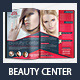 Beauty Center & Spa Business Magazine Ad - GraphicRiver Item for Sale