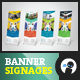Multipurpose Banner Signage 11 - GraphicRiver Item for Sale