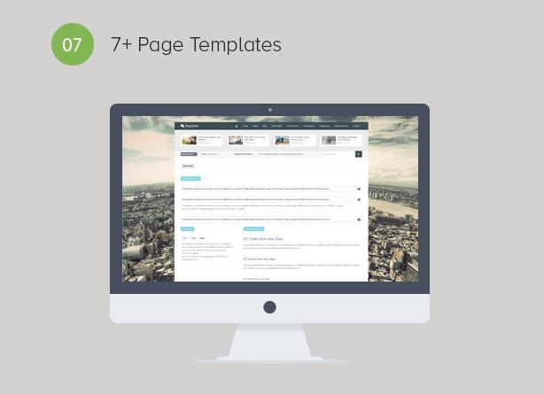 Magazine - Responsive Multi Purpose & Magazine WordPress Theme - 7