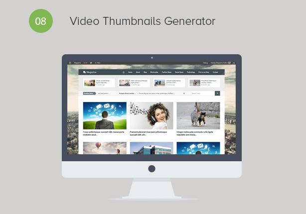 Magazine - Responsive Multi Purpose & Magazine WordPress Theme - 8