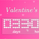 Valentine's Day Countdown - ActiveDen Item for Sale