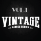 Vintage Badges Vol.1 - GraphicRiver Item for Sale