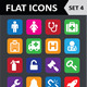 Universal Colorful Flat Icons. Set 4. - GraphicRiver Item for Sale