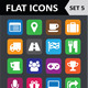 Universal Colorful Flat Icons. Set 5. - GraphicRiver Item for Sale