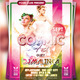 Cosmic Fest Flyer Template - GraphicRiver Item for Sale