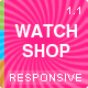 Watches Shop Responsive Magento Theme - ThemeForest Item for Sale