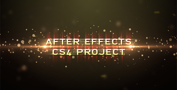 After Effects Project - VideoHive Energetic Abstract 545120