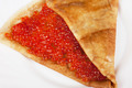 Pancake with red caviar - PhotoDune Item for Sale
