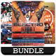 Electro Night - Flyers Bundle - GraphicRiver Item for Sale