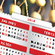 3 Not Standard Calendars - 2014 - GraphicRiver Item for Sale