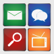 Media Icons - GraphicRiver Item for Sale