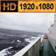 Boat on Atlantic Ocean - VideoHive Item for Sale
