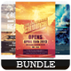 Church - Flyers Bundle - GraphicRiver Item for Sale