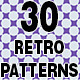 30 Retro Patterns - GraphicRiver Item for Sale