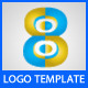Eight Logo Template - GraphicRiver Item for Sale