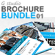 Gstudio Brochure Bundle 01 - GraphicRiver Item for Sale