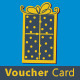Voucher Card 2 - GraphicRiver Item for Sale
